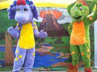 Hrátky s dinosaury