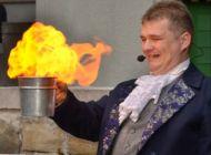 Akce pro děti - Kouzelník Guliver