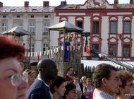 Tématické akce - Městské slavnosti
