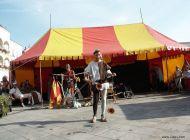 Zábavný program   - Artisté, žongléři, ekvilibristé