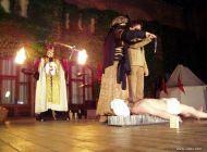 Zábavný program - Fakír a turecká tanečnice