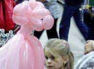 Akce pro děti - Modelováni z balónků