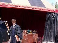 Akce pro děti - Učíme se kouzlit s Harry Pottrem