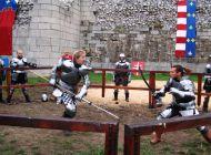 Zábavné akce - Historický šerm